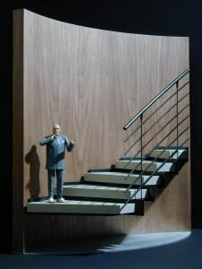 evil stair